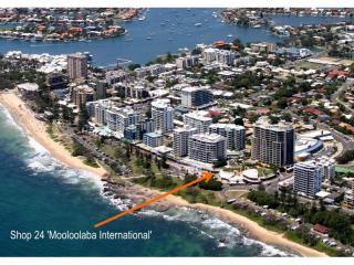 View profile: Rare Mooloolaba Esplanade Commercial Opportunity
