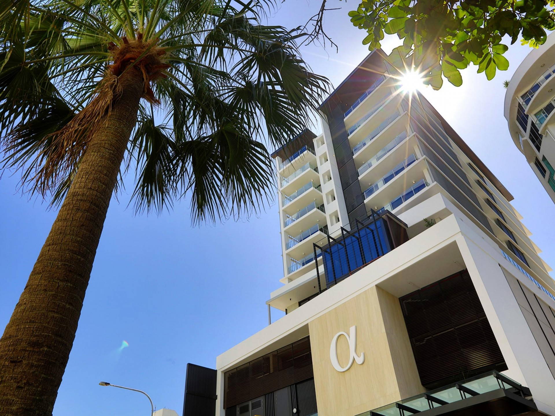 ALPHA ON DUPORTH AVENUE MAROOCHYDORE