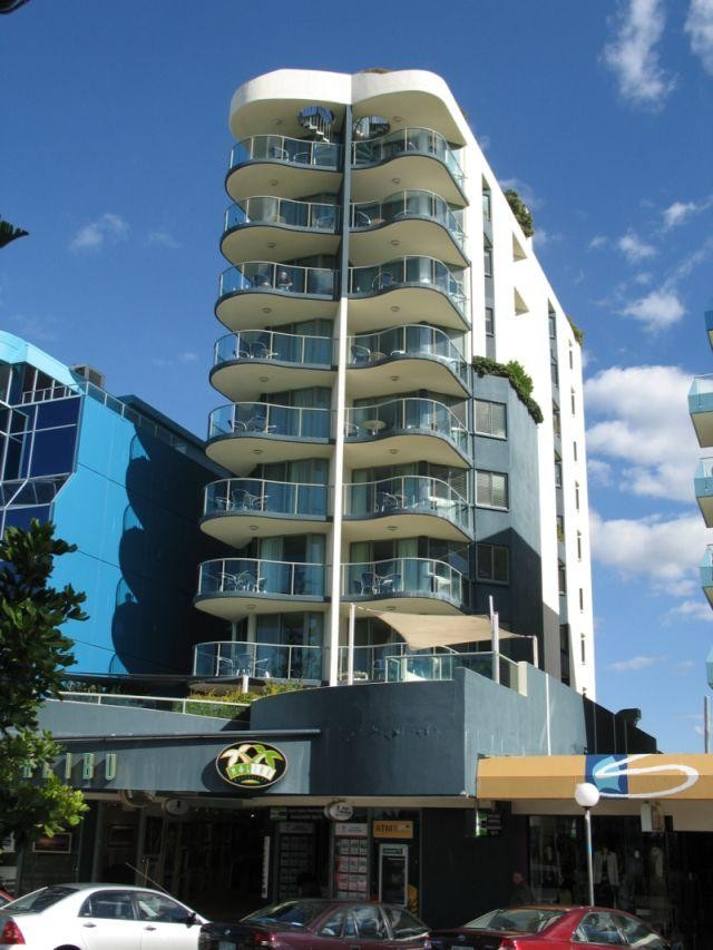 Heart of the Mooloolaba Retail Strip
