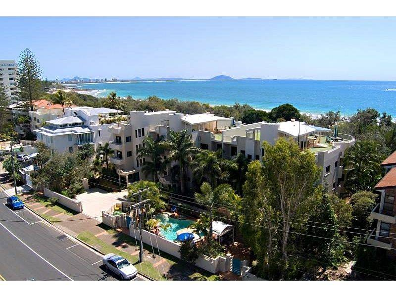 Mirra Chana - Absolute Beachfront Mooloolaba Spit