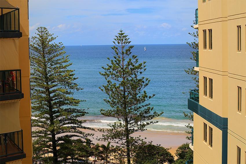 LUXURY WEEK-ENDER       OCEAN & BEACH OUTLOOK
