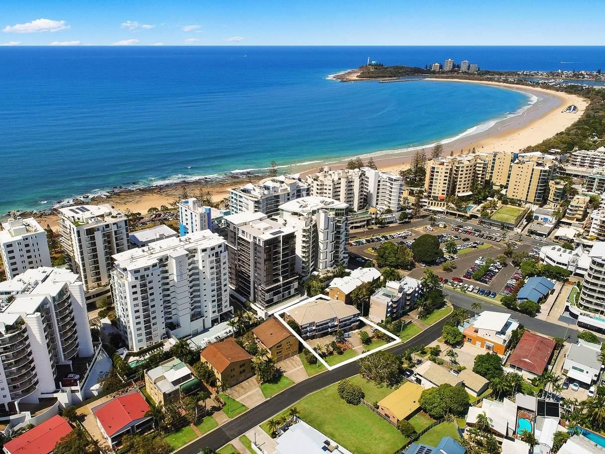 View profile: Spacious & Renovated, 3 Bedroom Apartment in the Heart of Mooloolaba!