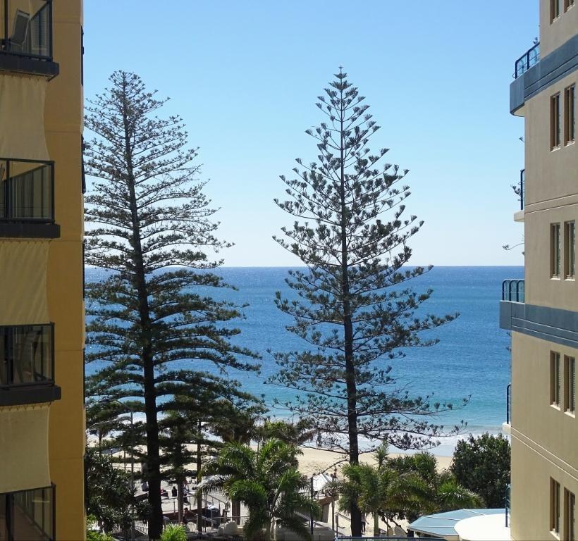 LUXURY WEEKENDER                                            Ocean & Beach Outlook