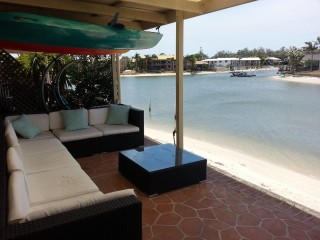 View profile: 3 Bedroom Fully Furnished Canal Front unit