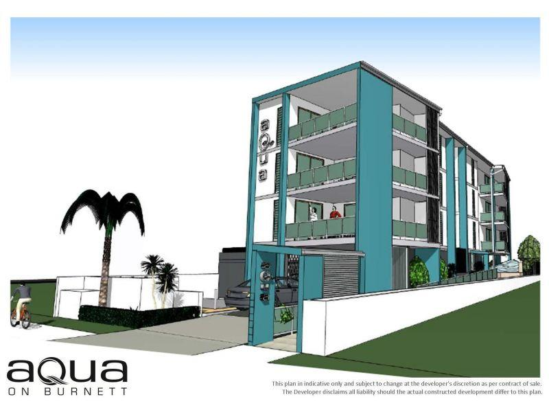 AQUA: BRAND SPANKING NEW in the HEART of MOOLOOLABA!