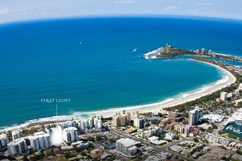 FIRST LIGHT MOOLOOLABA PENTHOUSE - 1301.