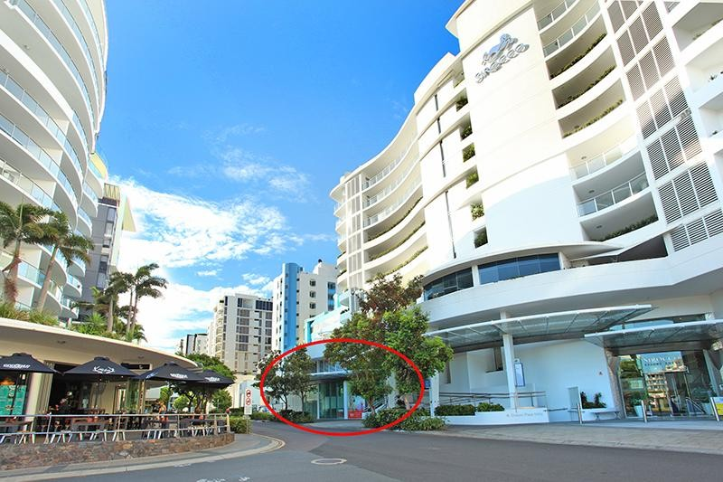 Mooloolaba Offices / Retail or Bar & Restaurant with Owner INCENTIVES