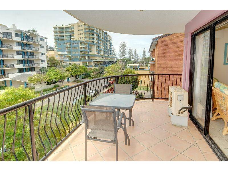 End Unit with 2 Balconies in Nautilus - Reduced for a quick sale!