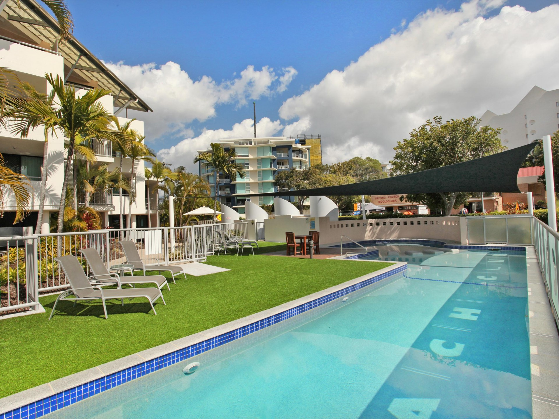 Mooloolaba Resort lifestyle within walking distance to the beach